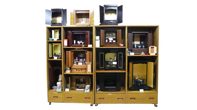 家具調仏壇例