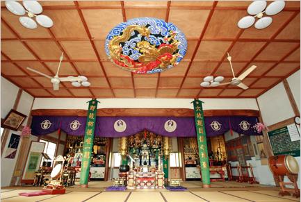 ○○○○○○寺院